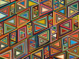 Triangular Colors